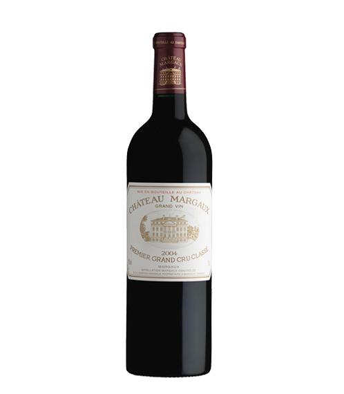 Château Margaux Grand Vin Premier Grand Cru Classé 2004